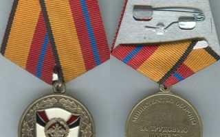 Медаль за трудовую доблесть какие дает льготы