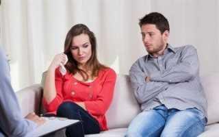 Есть ли разница кто подает на развод