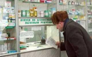 Обеспечение лекарствами инвалидов 2 группы