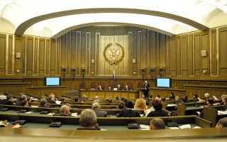 Образец кассационной жалобы в верховный суд рф