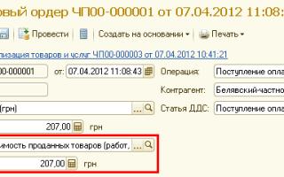 Начисление единого налога проводки украина