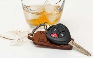 Как оспорить лишение водительских прав за пьянку