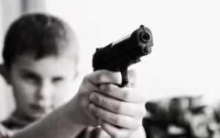 Нужно разрешение на пневматическое оружие